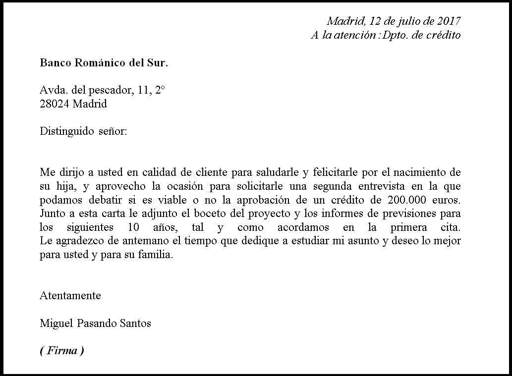formato de carta de solicitud  u2013 formato